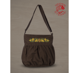 Acorn baggy bag - brown